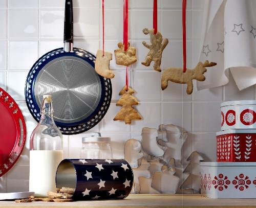 Adornos navideños Ikea para la cocina