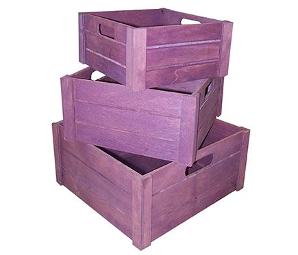 cajas customizadas - cajas de frutas de colores