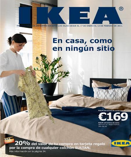CATÁLOGO DORMITORIOS Y BAÑOS DE IKEA