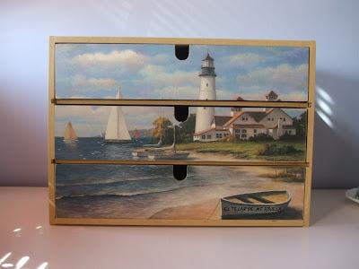 cajas customizadas - fira con paisaje