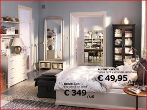 habitación de IKEA