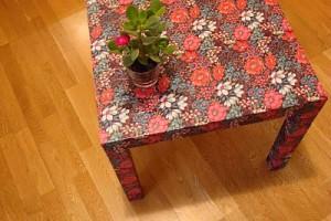 mesa lack personalizada