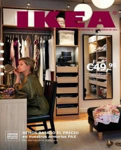 Catálogo de armario 2011 de IKEA