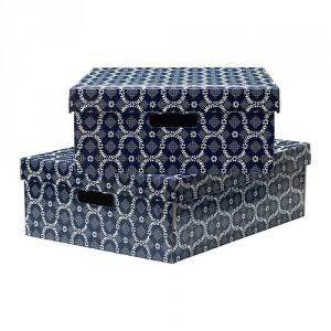 cajas estampadas