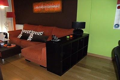 Separando ambientes con expedit decoraci n sueca - Separador ambientes ikea ...