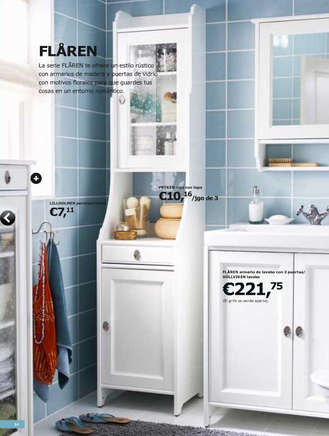 Decoracion De Baño Blanco:IKEA baños 2011