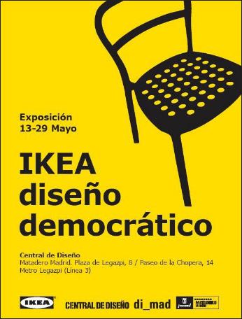 ikea diseo democrtico - Diseo Ikea