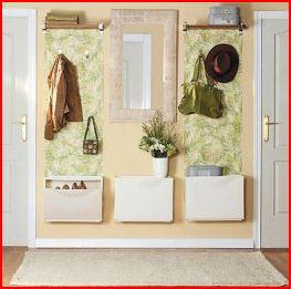 Un recibidor con sello ikea decoraci n sueca decoraci n n rdica y decoraci n con muebles de ikea - Muebles de recibidor ikea ...