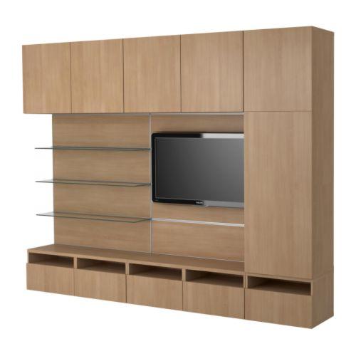 Necesitas espacio de almacenaje en tu sal n decoraci n - Ikea almacenaje salon ...