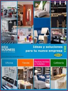 Catálogo IKEA Business