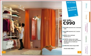 catálogo IKEA Business 2011