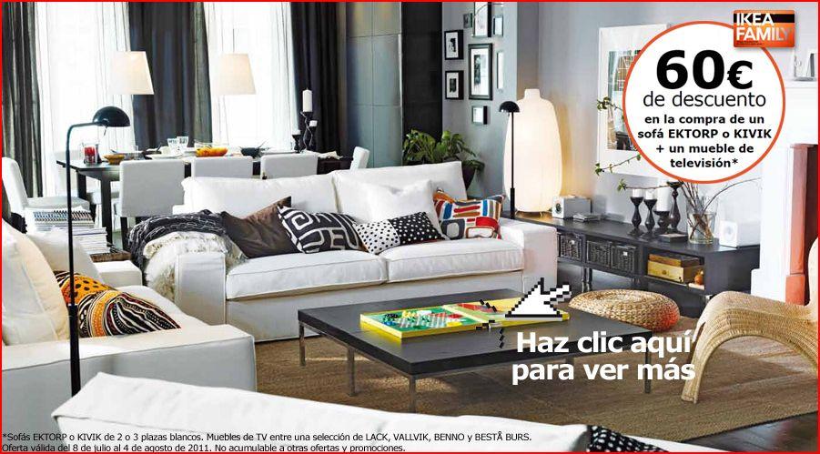 Ikea family: 60€ de descuento por la compra de un mueble de ...