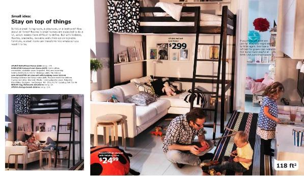 Kinderbett Mit Gästebett Ikea ~ Imágenes del Catálogo IKEA 2012  Decoración Sueca  Decoración