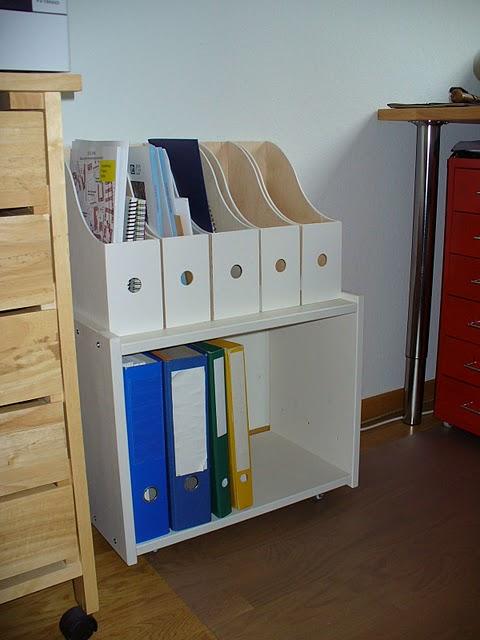 Un original mueble para la oficina decoraci n sueca - Muebles de oficina en ikea ...