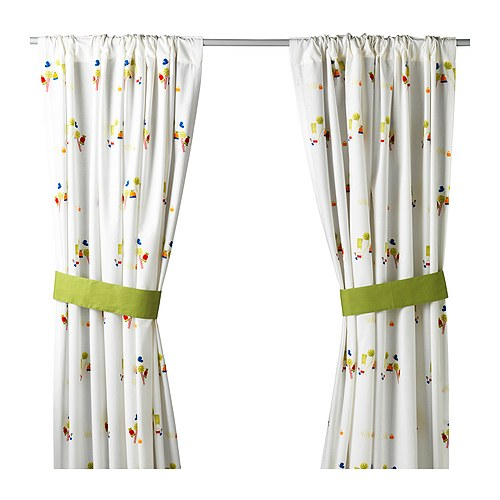 design ikea cortinas habitacion nio novedades en textiles de ikea para infantiles