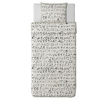 Eivor nueva colecci n de textiles de ikea decoraci n for Letras decoracion ikea