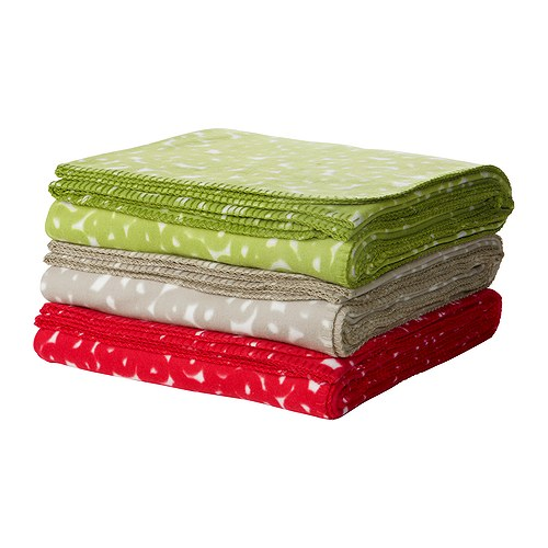 Mantas de ikea para comabtir el fr o invierno decoraci n - Ikea mantas para camas ...