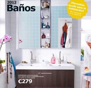 baño IKEA 2012