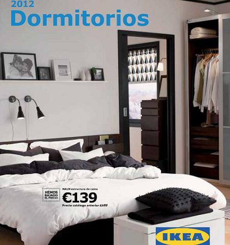Dormitorios 2012 de ikea decoraci n sueca decoraci n - Decoracion de habitaciones ikea ...