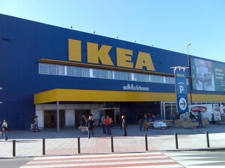 El d a de el pilar ikea abre decoraci n sueca decoraci n n rdica y decoraci n con muebles - Ikea jardin espana tourcoing ...
