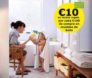 Oferta IKEA baños