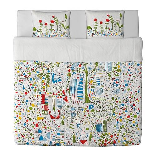 Ropa de cama de ikea decoraci n sueca decoraci n - Funda nordica ikea 90 ...