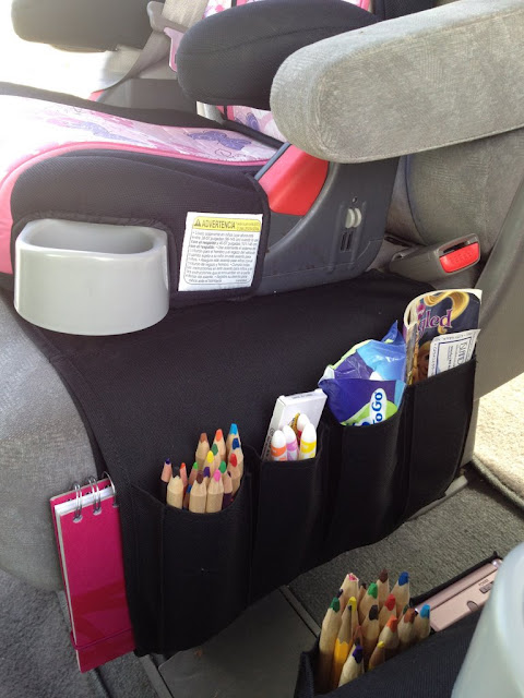 Colocar un organizador de mandos a distancia en el coche - Organizador mandos a distancia ...