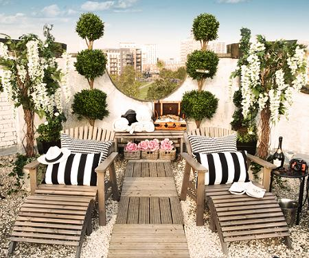 Decorar el jard n con ikea decoraci n sueca decoraci n for Ikea terraza y jardin