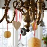 Adornos de Navidad Ikea 2012