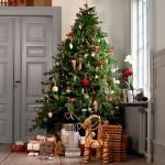 Decoración árbol de Navidad Ikea 2012