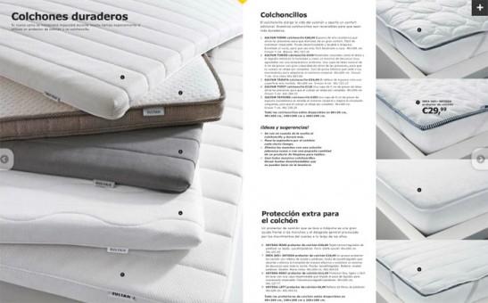 Colchones Catalogo 2013 Decoracion Sueca Decoracion Nordica Y