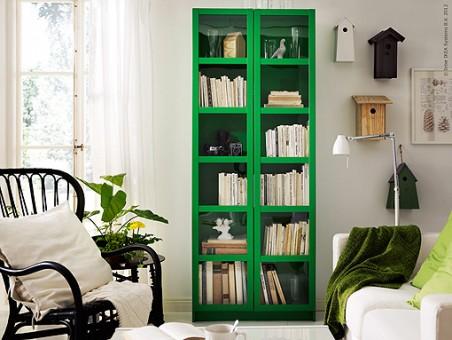 tambin la vemos en color verde se puede pintar as y ser perfecta para brindar a nuestros ambientes una atmsfera fresca y natural