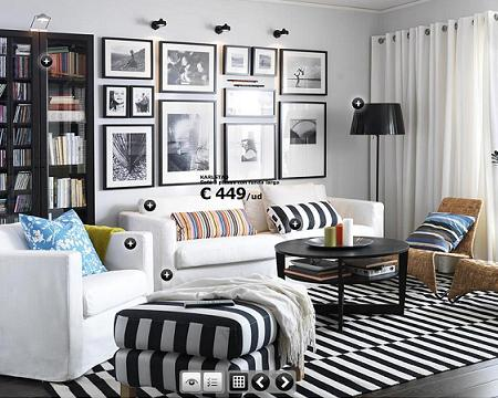 Decora con Ikea - Decoración Sueca  Decoración nórdica y ...
