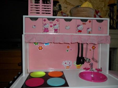 vista frente cocina juguete ikea