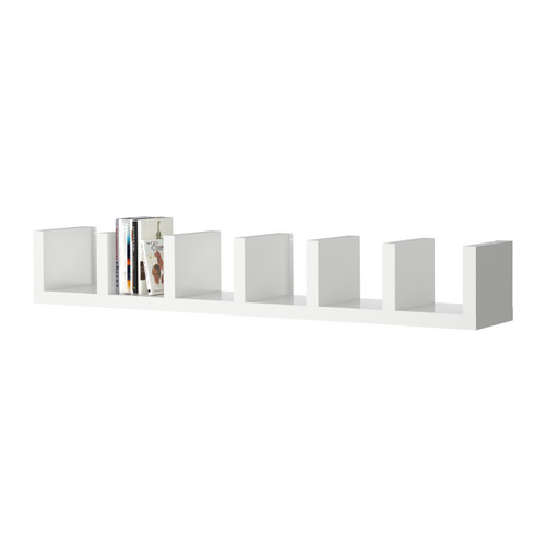 Oferta estanter a de pared serie lack decoraci n sueca - Estanteria nordica ...