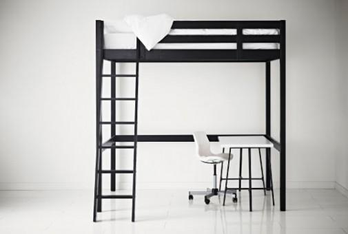 Decoracion mueble sofa estructura cama alta ikea - Cama alta ikea ...