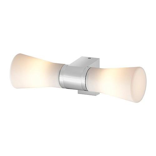 Aplique para ba o de ikea for Iluminacion bano ikea