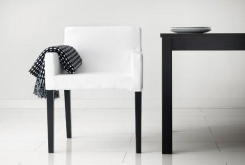 Silla para comedor serie Nils Ikea