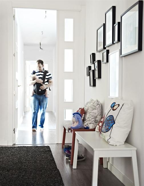 Decorar el recibidor con ikea - Ideas para decorar recibidor ...
