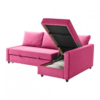 sof cama con chaiselonge. Black Bedroom Furniture Sets. Home Design Ideas