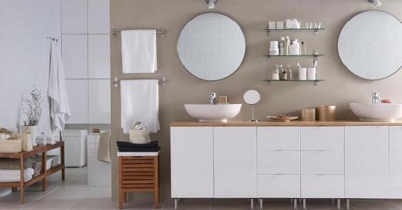Decorar baños con Ikea