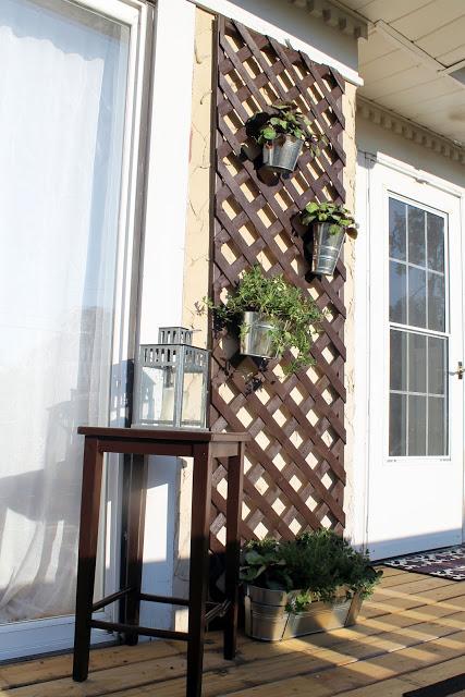 Optimiza los espacios de exterior for Ikea terraza y jardin