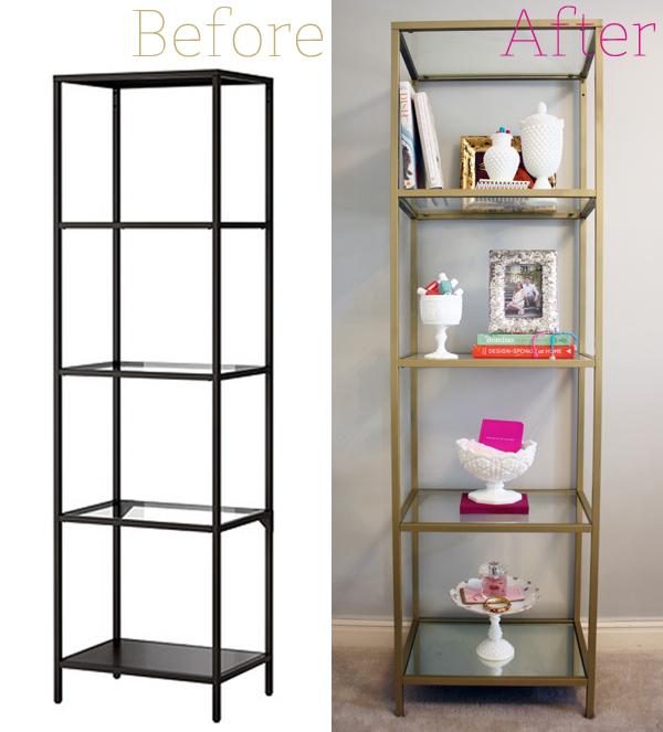 Idea para renovar estantería de Ikea