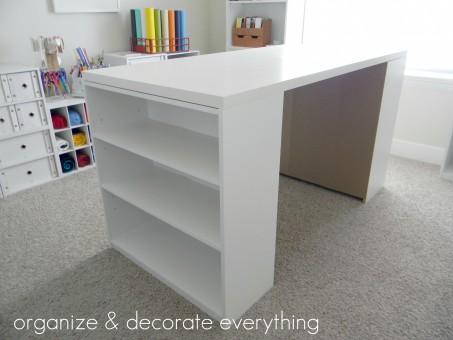 Haz Tu Propio Escritorio Con Ikea