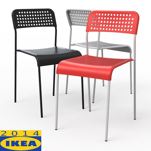 Necesitas sillas asiento adde for Sillas para dormitorio ikea