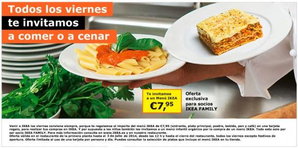 oferta Ikea family