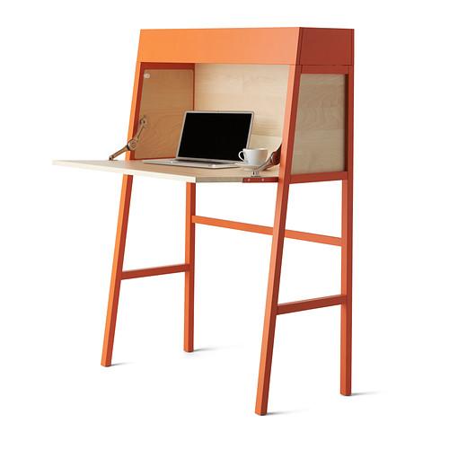 Un escritorio lleno de secretos de diseño IKEA