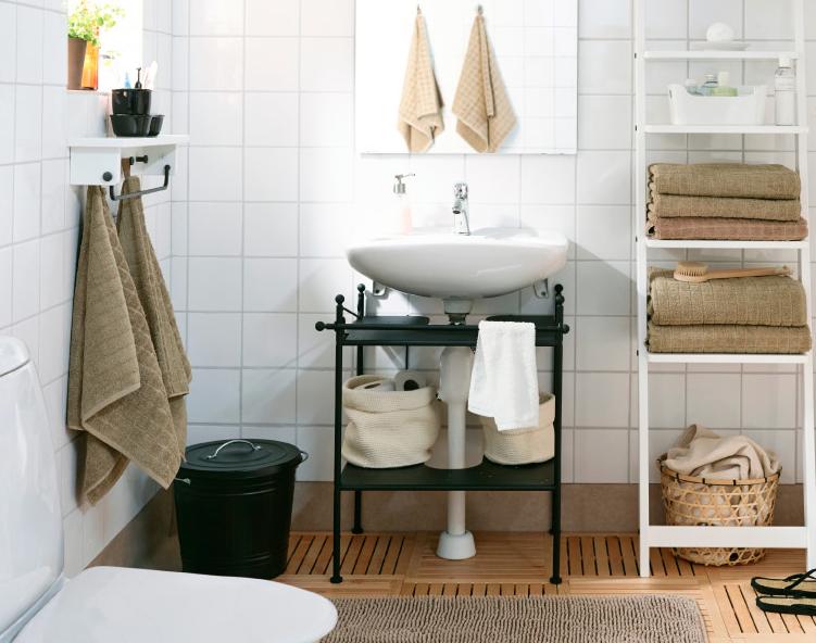 ikea decoración baño2