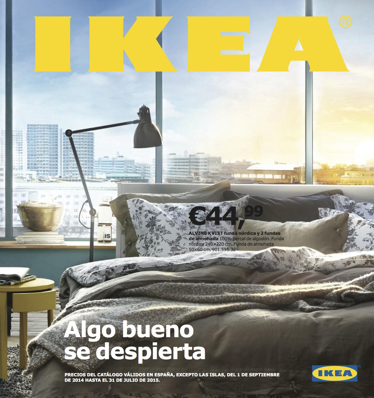 catálogo IKEA 2015 - portada