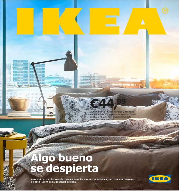 Catálogo de IKEA 2015 en castellano